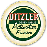 Ditzler Dependable Automotive Finishes LED Sign Graphic