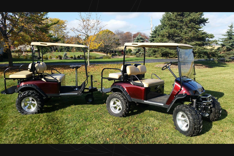 Golf Cart Paint Colors