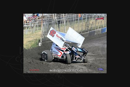 2012 Maxim  360ci. Sprint car